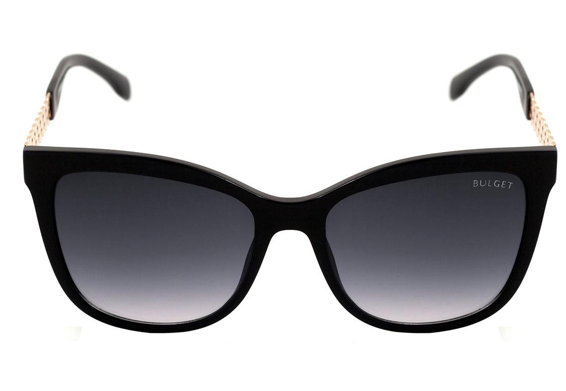 1415faa8aba14 bulget bg 5112 - óculos de sol a01s preto brilho  preto. Carregando zoom.