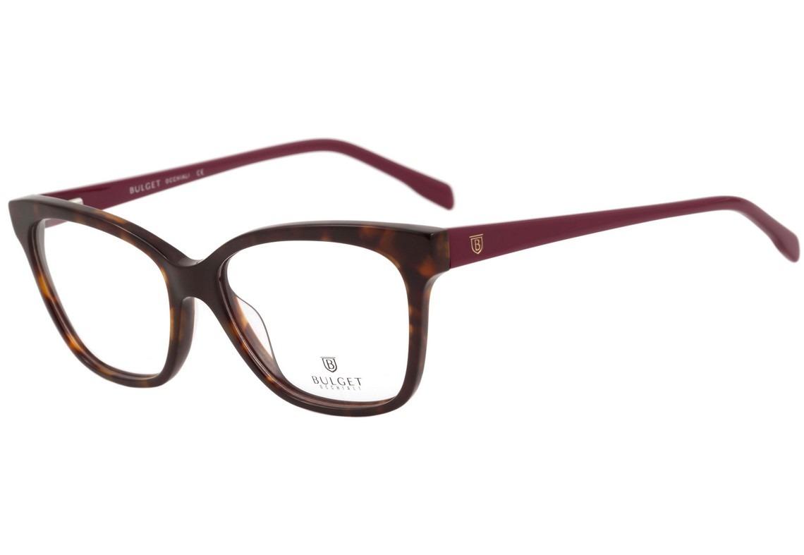 8902188e04027 bulget bg 6198 - óculos de grau g21 marrom mesclado e vinho. Carregando  zoom.