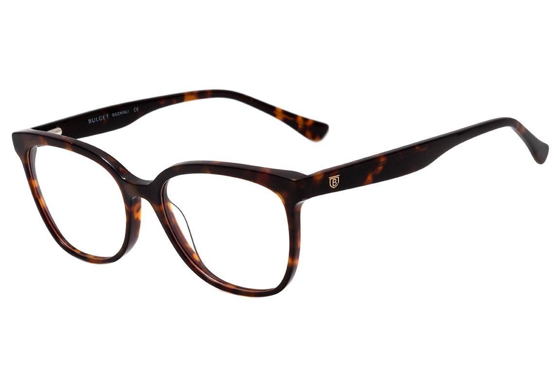 86604400627d3 bulget bg 6202 - óculos de grau g21 marrom mesclado brilho. Carregando zoom.