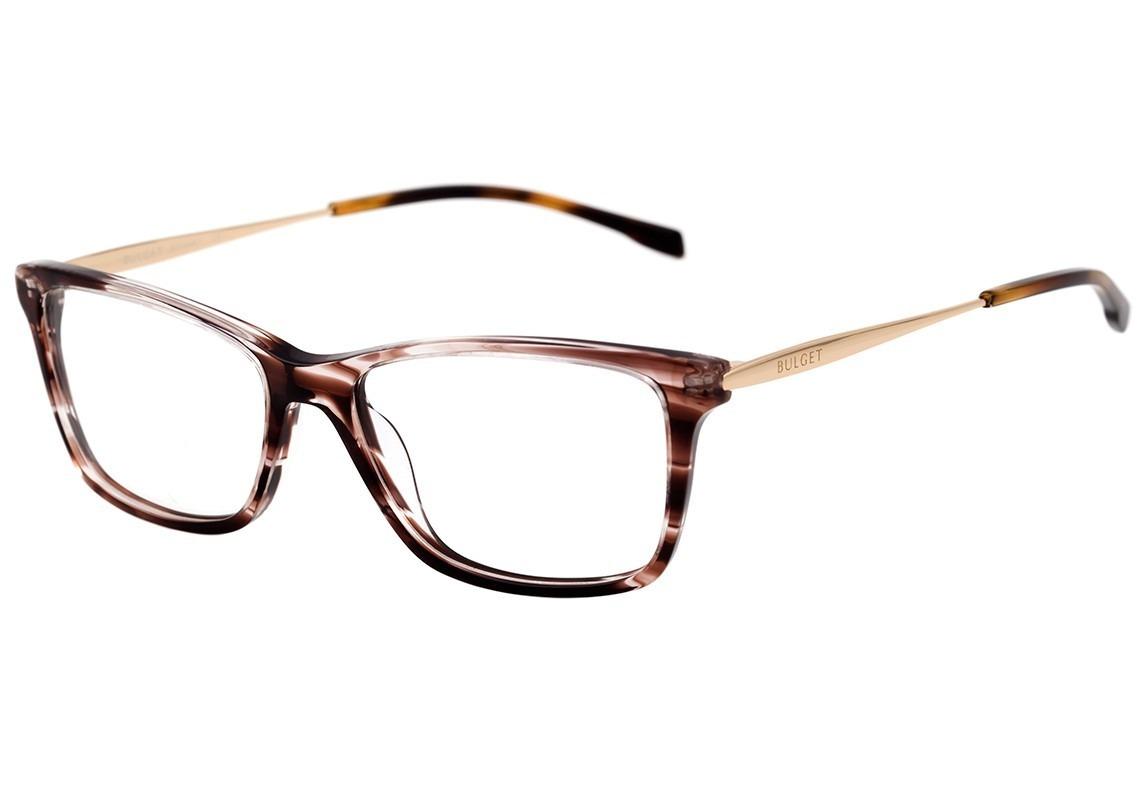 b2c1425d2e50b bulget bg 6220 - óculos de grau e03 marrom mesclado e. Carregando zoom.