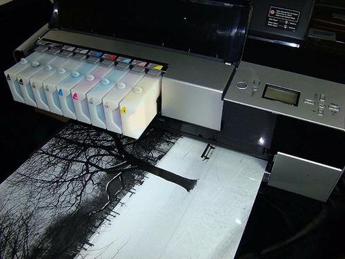 bulk ink da inkrepublic + tinta para epson stylus pro 3800