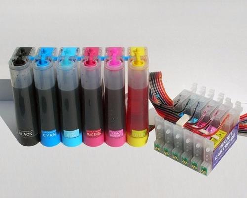 bulk-ink r200 r220 r300 r320 r340 rx620 rx600 rx640 + tinta