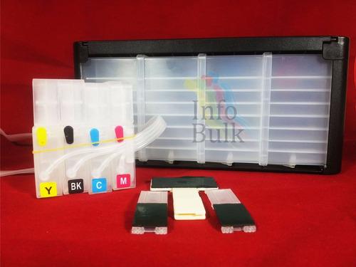 bulk para canon mb 5310 ib4010 com tinta pigmentada