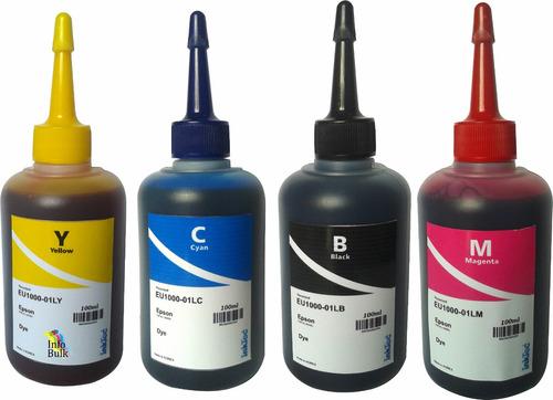 bulk para tx115 tx105 t24 t23 tinta corante 400ml