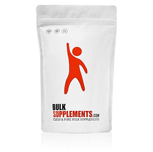 bulksupplements pure organic whey protein (250 grams)