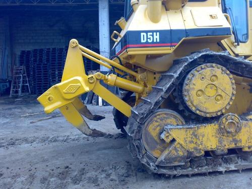 bulldocer  caterpillar d5h