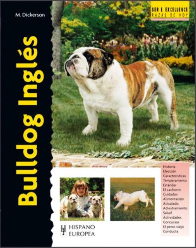 bulldog inglés serie excellence, dickerson, hispano europea