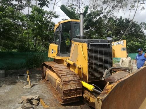 bulldozer 850j año 2014