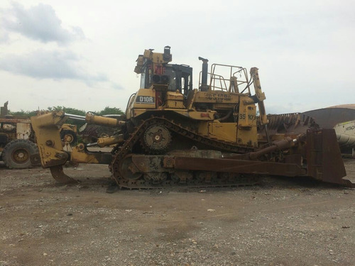 bulldozer cat d10r modelo 2005