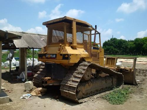 bulldozer cat d5m lgp