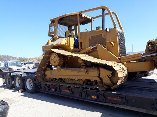 bulldozer cat, d6m lgp, año 2001