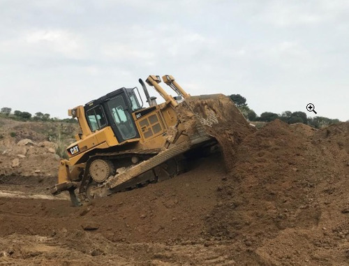 bulldozer cat d6t 2016
