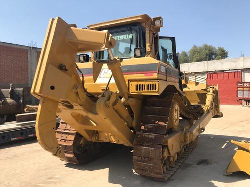 bulldozer cat d8r año 2004