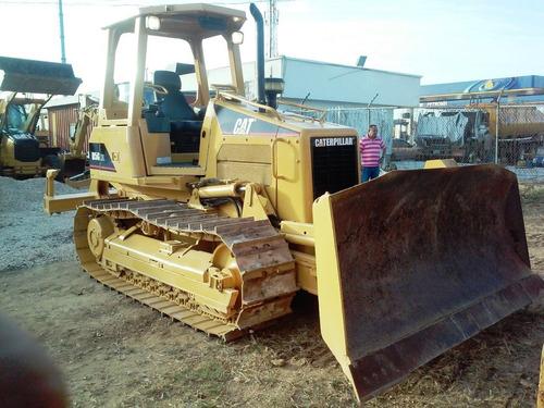 bulldozer caterpillar 2007 con ripper