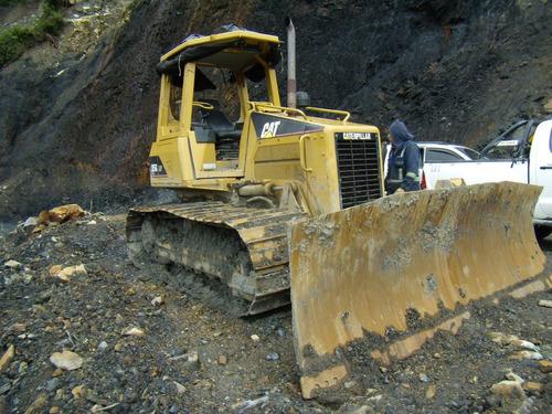 bulldozer caterpillar d5g