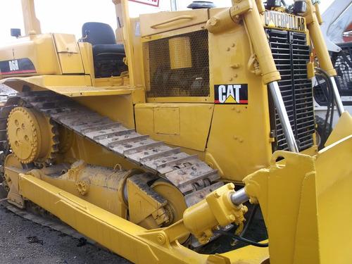 bulldozer caterpillar d6h año 1987