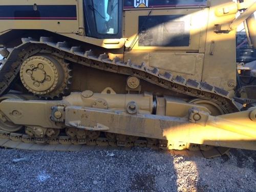 bulldozer caterpillar d8r mod. 2001 con ripper