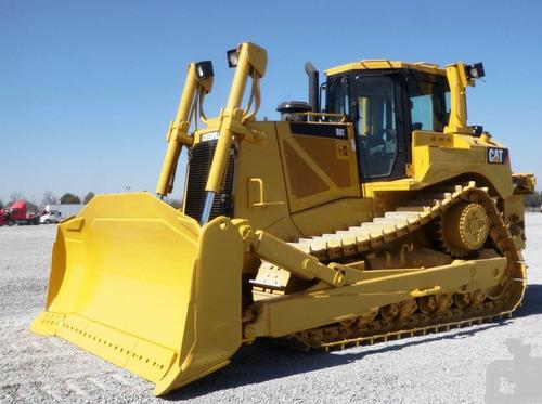 bulldozer caterpillar   d8t   año 2007 con ripper