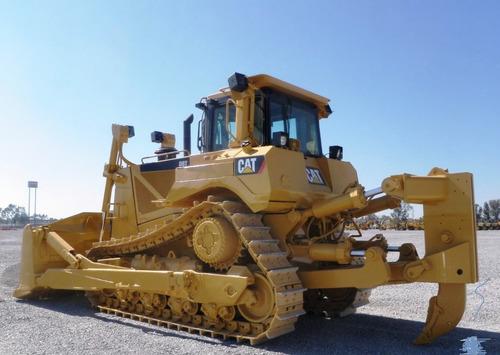 bulldozer caterpillar   d8t   año 2007 con ripper credito