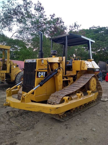 bulldozer d5h caterpillar