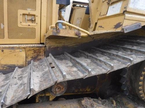 bulldozer d6r 2004 cabina abiertar, 3000 hrs de trabaj