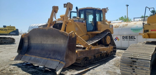 bulldozer d8t cat