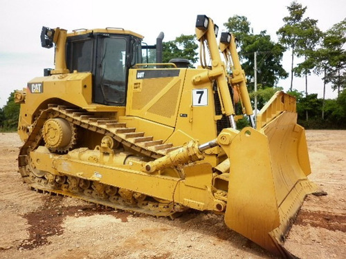 bulldozer d8t modelo 2008