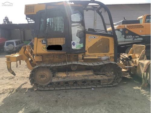 bulldozer john deere 650 j