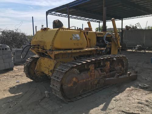bulldozer komatzu 1980