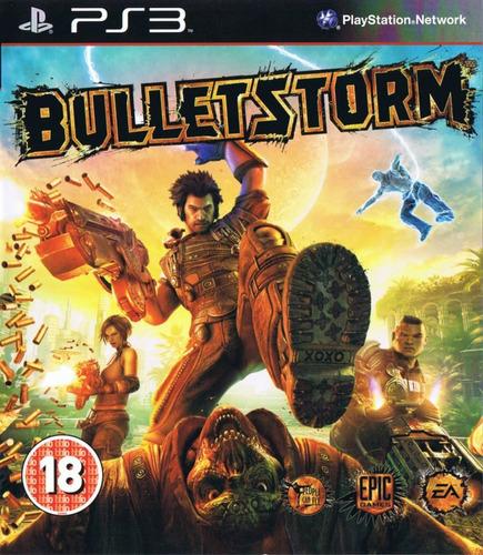 bulletstorm ps3 acepto cambios gxa