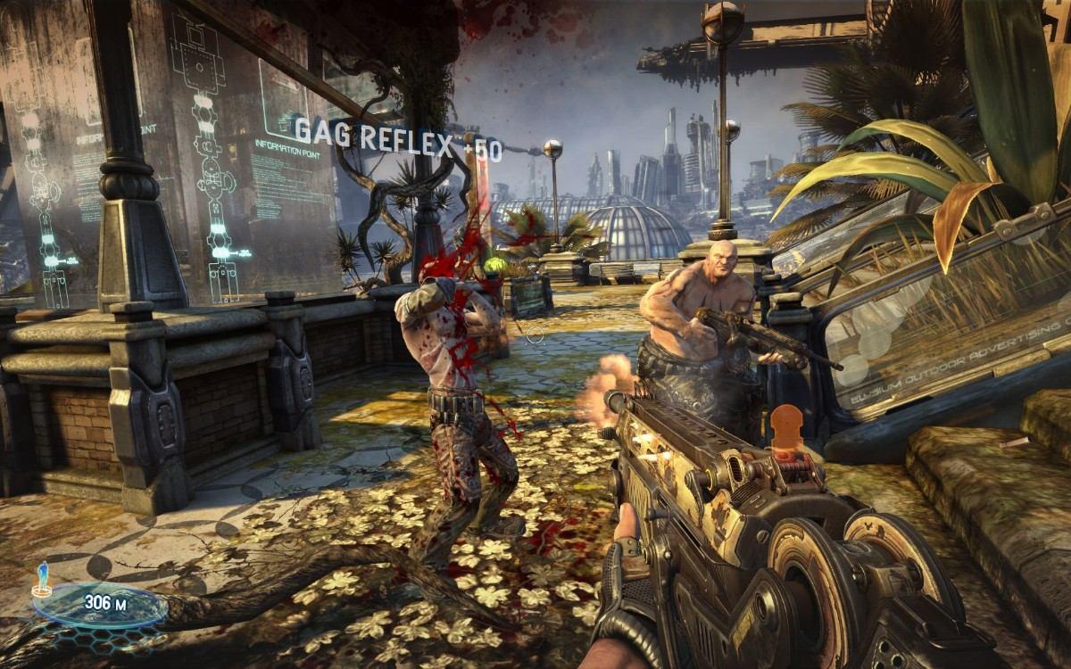 Resultado de imagem para JOGO BULLETSTORM PS3