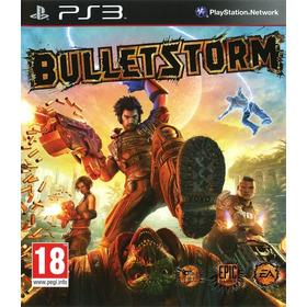 Bulletstorm Ps3 Lacrado Original Mídia Física