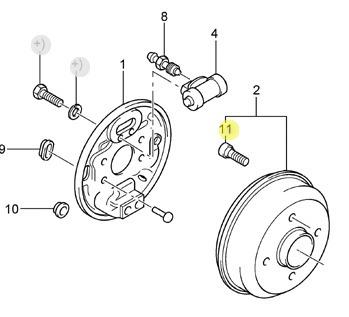 Ford Ka Box Wiring Diagram  Ford Ka Usa Bulon Cuello Estriado Cabeza Redonda Mx