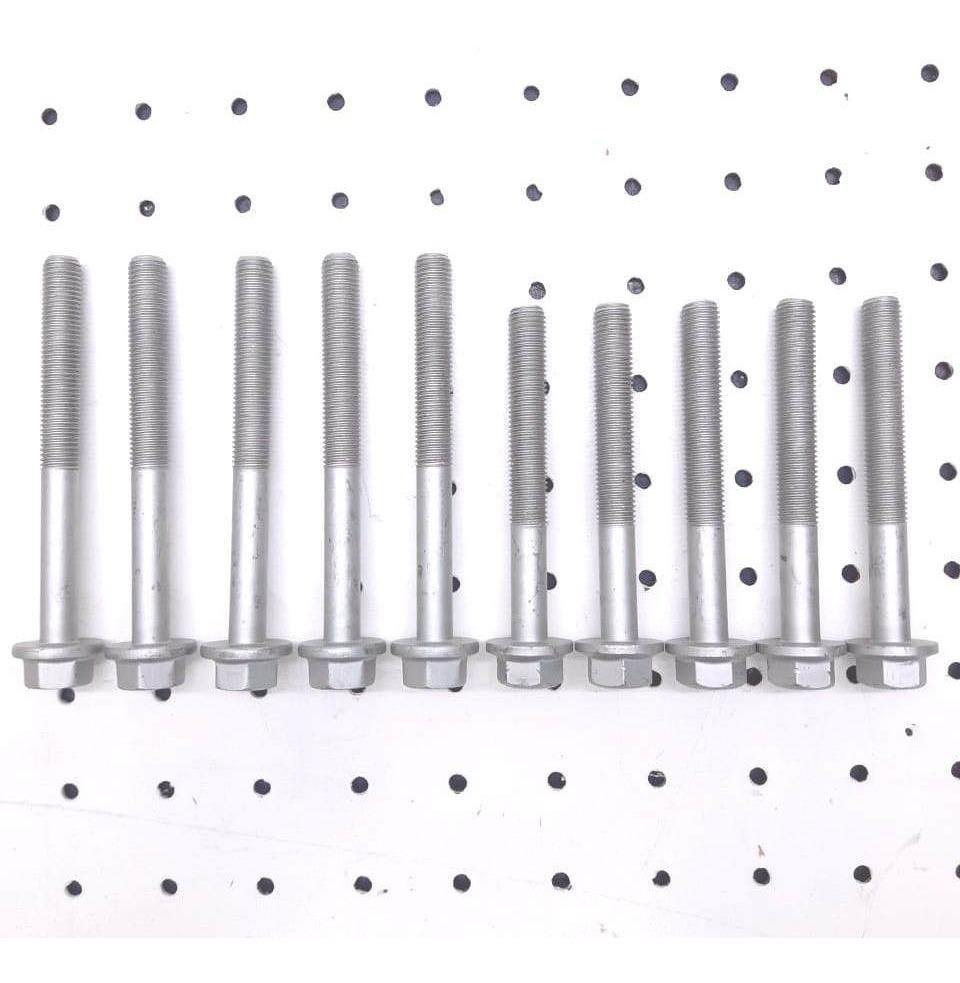 Tipos de bulones y como trabaja cada uno
