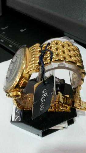 bulova gold modelo c965132