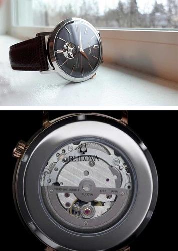 bulova masculino relógio