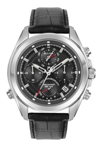 bulova precisionist  chronograph   wb31925p / 96b259
