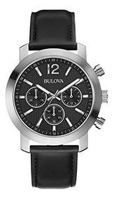 Los Bulova Hombres De modelo96a159 Reloj MzpqSUV