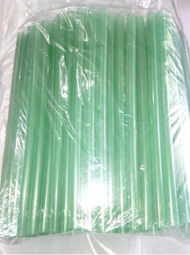 bulto 9000 pitillos plástico grueso 18cm vasos frappe indun