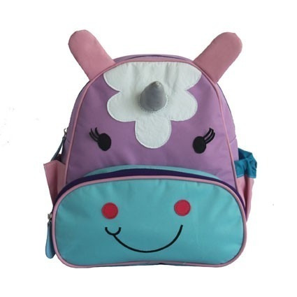 bultos morral bolsos escolar unicornio animales bebes niños
