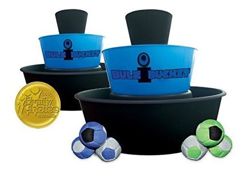 bulzibucket blue - next generation cornhole - juego indoor /