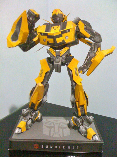 bumble bee - kit impresso