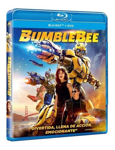bumblebee blu ray + dvd nuevo original en stock