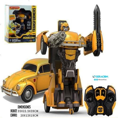 bumblebee juguete transformers original