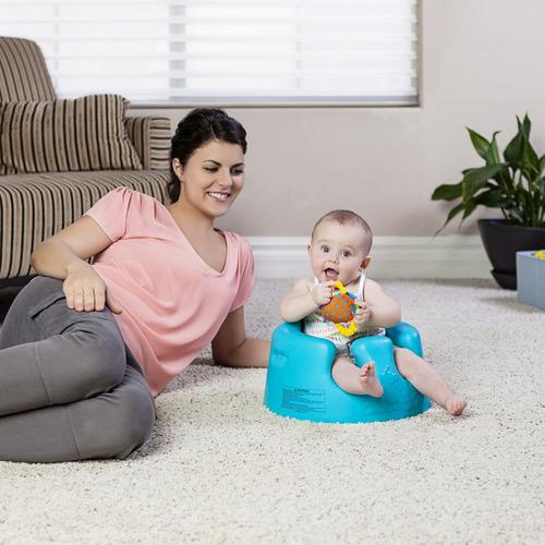 bumbo asiento para el piso, agua (aqua)
