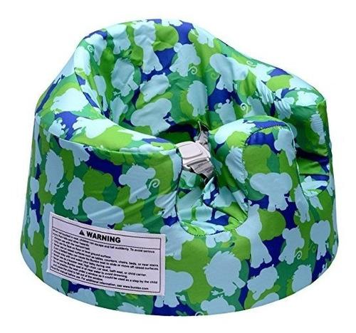 bumbo b10082 funda de asiento del suelo camuflaje verde