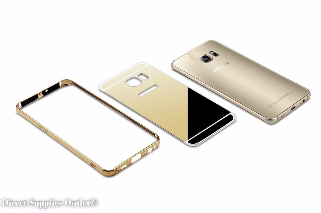 e70f8833e81 Cargando zoom. carcasa espejo samsung j5 2016. Sunroyal®Reflexión Brillante  Lujo Espejo Carcasa para Samsung Galaxy J7 ...