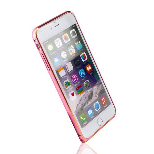 bumper aluminio iphone 6 metal contorno 6s