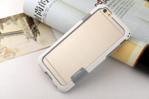 bumper antigolpe iphone 4 4s 6 6s plus belgrano