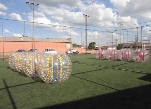 bumper ball bubble soccer futebolha limeira locação eventos!
